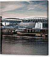 Home Of The Bengals Canvas Print