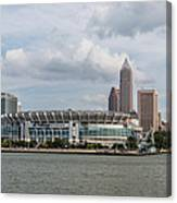 Home Of The Browns Canvas Print