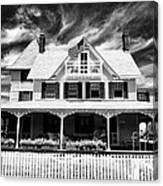 Home Shore Home Canvas Print