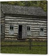 Homestead 3 Canvas Print