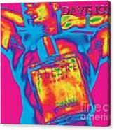 Homme Pop Canvas Print