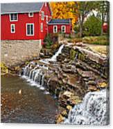 Honeoye Falls 1 Canvas Print