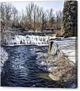 Honeoye Falls Canvas Print