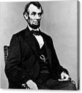 Honest Abe Canvas Print
