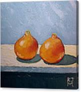 Honeybells - The Perfect Couple Canvas Print