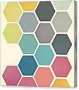 Honeycomb II Canvas Print