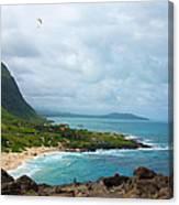 Honolulu Hi 10 Canvas Print
