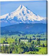 Hood River, Oregon Canvas Print