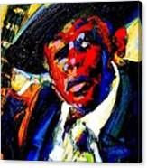 Hooker Canvas Print