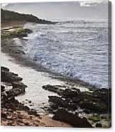 Ho'okipa Beach Park 2 Canvas Print