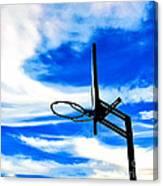 Hoop Dreamz Canvas Print