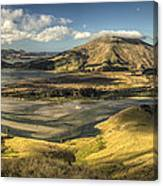 Hoopers Inlet And Cape Saunders New Canvas Print