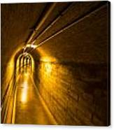 Hoover Dam Tunnel 2 Canvas Print