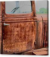 Hop In Canvas Print