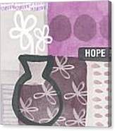 Hope- Contemporary Art Canvas Print