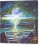 Hope In The Gloom Canvas Print