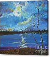 Hope Prevailing Canvas Print