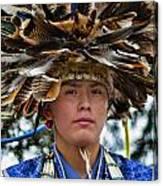Hopi Warrior Canvas Print