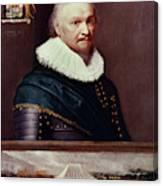 Horace Vere (1565-1635) Canvas Print