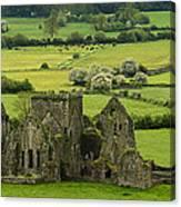 Hore Abbey Ireland Canvas Print