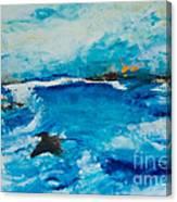 Horizont1 Canvas Print