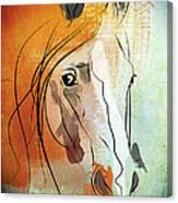 Horse 3 Canvas Print