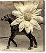 Horse Dream Canvas Print