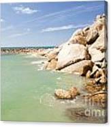 Horseshoe Bay South Australia Canvas Print