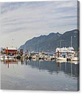 Horseshoe Bay Vancouver Bc Canada Canvas Print