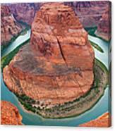 Horseshoe Bend Arizona Canvas Print