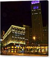 Horseshoe Casino Cleveland Canvas Print