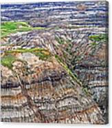 Horsethief Canyon Canvas Print