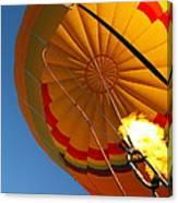 Hot Air Ballooning 2am-29241 Canvas Print