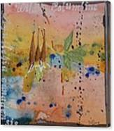 Texas Wildflowers Tp Z Canvas Print