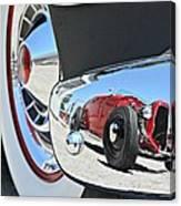 Hot Rod Reflecton  Canvas Print