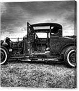 Hot Rod Revisited Canvas Print