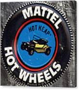 Hot Wheels Hot Heap Canvas Print