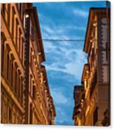 Hotel Bigallo Canvas Print