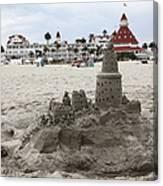 Hotel Del Coronado In Coronado California 5d24264 Canvas Print