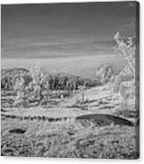 Houcks Ridge  8d00081i Canvas Print