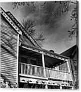 Old House 4 Canvas Print