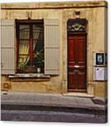 House Arles France Dsc01781  Canvas Print
