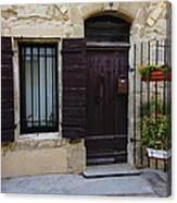 House Arles France Dsc01809  Canvas Print