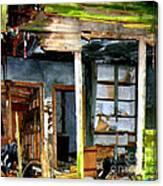 House Funk Canvas Print