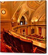 House Gallery Canvas Print