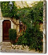 House Saint Paul De Vence France Dsc02353  Canvas Print