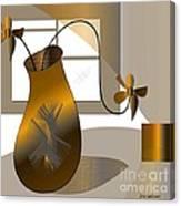 House Warming Canvas Print