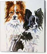 Housemates Canvas Print