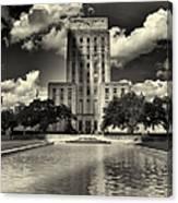 Houston City Hall Canvas Print