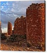 Hovenweep Castle Canvas Print